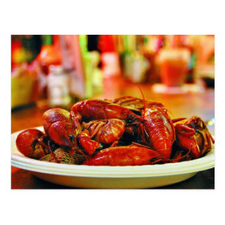 Crawfish At The Acme Oyster House Postcard