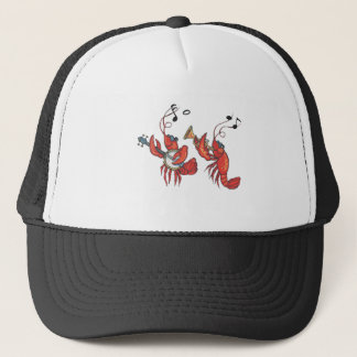 Crawfish Band 1.pdf Trucker Hat