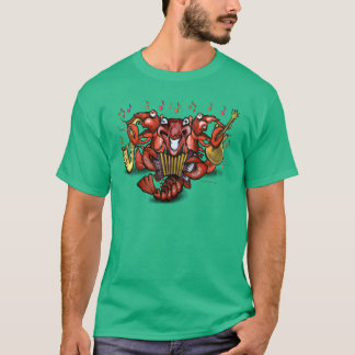 Crawfish Band T-Shirt