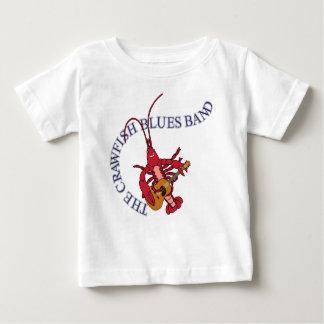 Crawfish Blues Band Guitar Player Tshirt