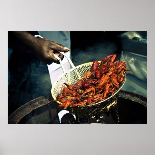 Crawfish Boil Poster