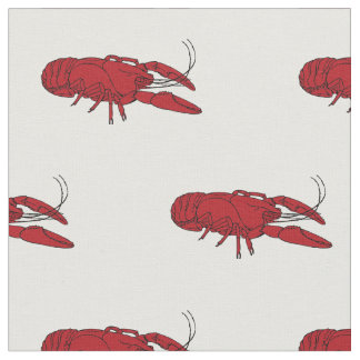 Crawfish Fabric
