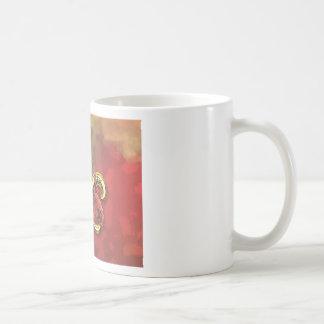 Crawfish Fleur De Lis Classic White Coffee Mug