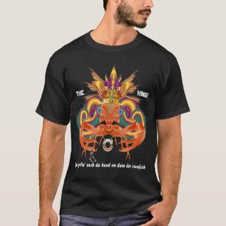 Crawfish Mardi Gras Who Da King please view notes T-Shirt