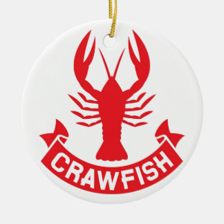 Crawfish Ornament - SRF