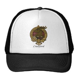 Crawford Clan Crest Mesh Hats