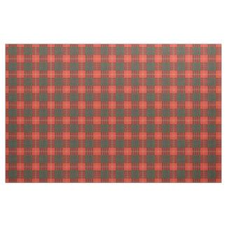 Crawford clan Plaid Scottish tartan Fabric