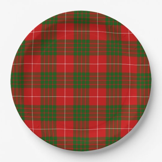 Crawford Paper Plate