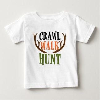 CRAWL, WALK, HUNT Shirt