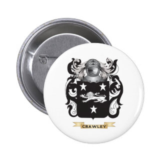 Crawley Coat of Arms Button