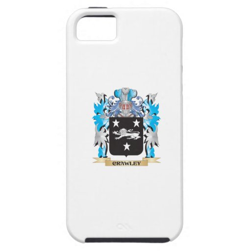 Crawley Coat of Arms - Family Crest iPhone 5 Case