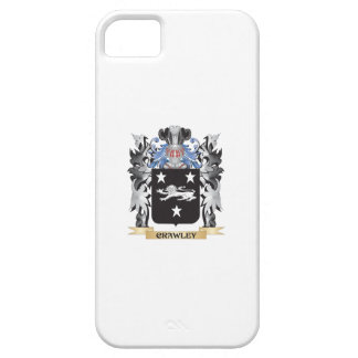 Crawley Coat of Arms - Family Crest iPhone 5 Cover