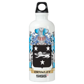 Crawley Coat of Arms - Family Crest SIGG Traveller 0.6L Water Bottle