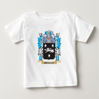 Crawley Coat of Arms - Family Crest T Shirt