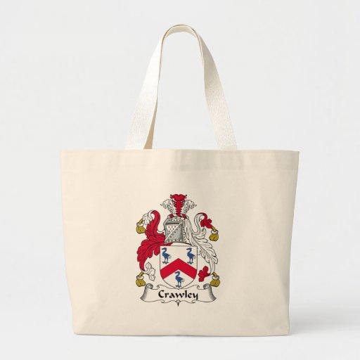 Crawley Family Crest Bag