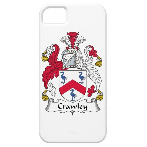 Crawley Family Crest iPhone 5 Cover