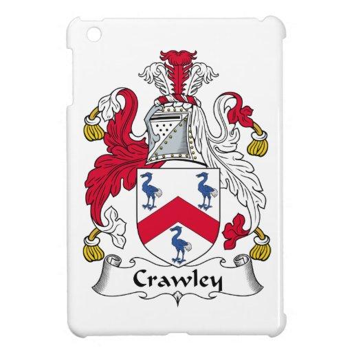 Crawley Family Crest iPad Mini Cover