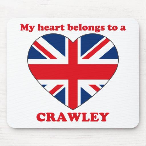 Crawley Mouse Pad