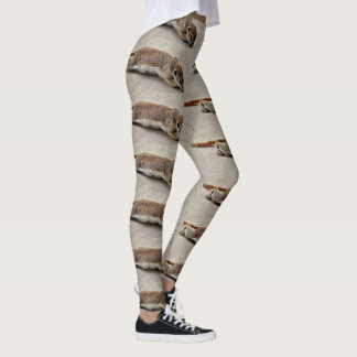 Crawling Charlie Ground Squirrel Women's Leggings