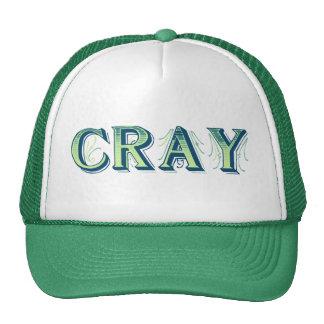 Cray Mesh Hats
