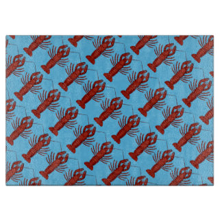 Crayfish Cutting Board