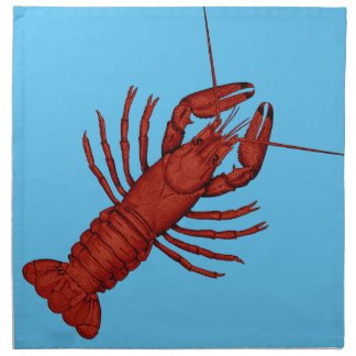 Crayfish Napkin