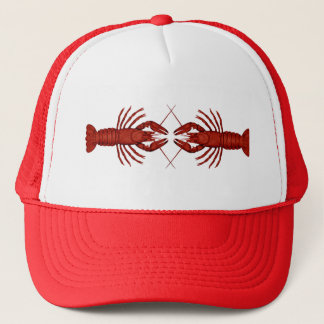 Crayfish Trucker Hat