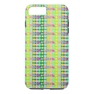 Crayon and shapes for iPhone 7 plus iPhone 7 Plus Case