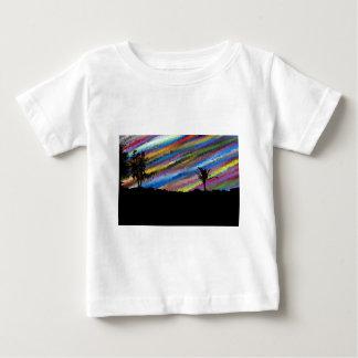 Crayon painting baby T-Shirt