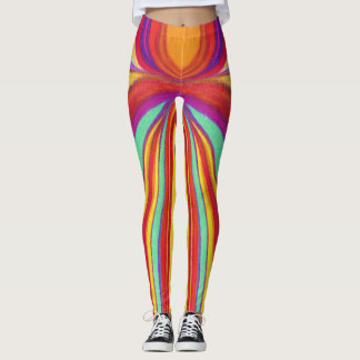 Crayon Rainbow Leggings