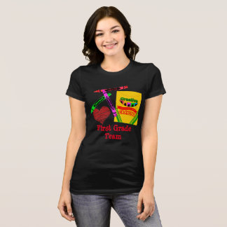Crayons for Teachers T-Shirt