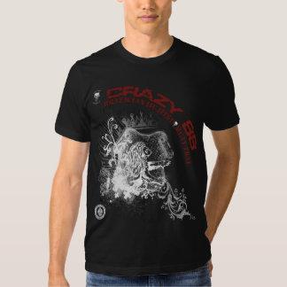 CRAZY 88 A LIONS PRIDE TSHIRTS