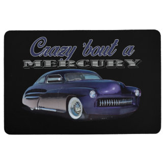 Crazy About a Mercury Floor Mat