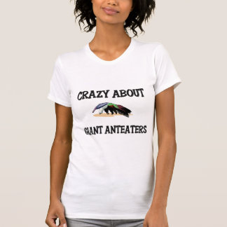 Crazy About Giant Anteaters T-Shirt