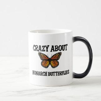 Crazy About Monarch Butterflies Coffee Mug