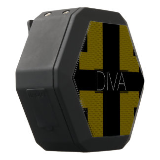 Crazy Abstract BOOMBOT REX portable speakers Black Boombot Rex Bluetooth Speaker