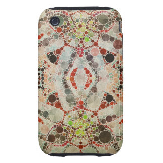 Crazy Abstract Pattern Iphone3 Case