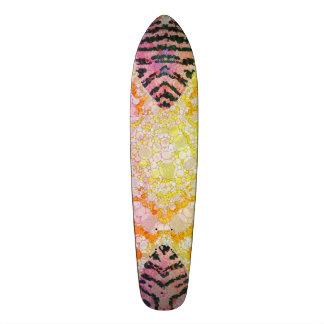 Crazy Animal Print Abstract Skate Board Decks