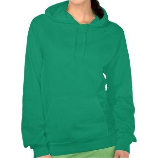crazy animals fleece pullover