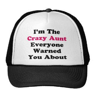 Crazy Aunt Cap