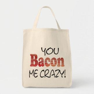 Crazy Bacon Bag