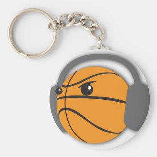 Crazy Basketball Keychains