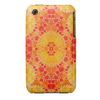 Crazy Beautiful Abstract iPhone 3 Case-Mate Cases