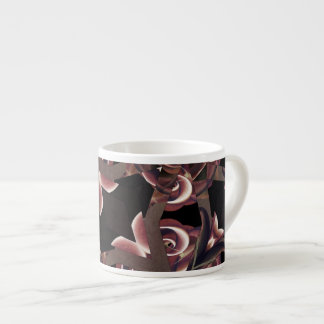 Crazy Beautiful Abstract Espresso Cup