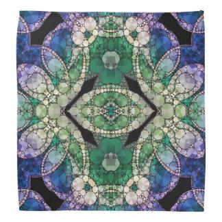 Crazy Beautiful Abstract Pattern Bandana