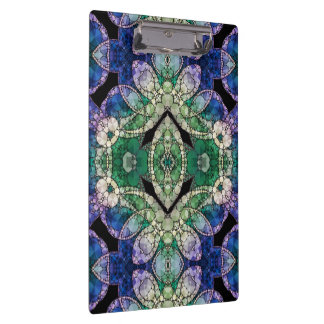Crazy Beautiful Abstract Pattern Clipboard