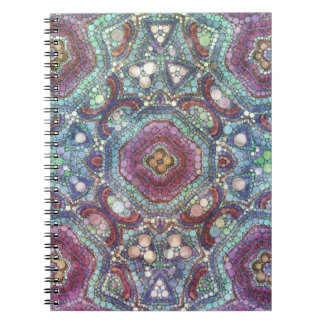 Crazy Beautiful Abstract Pattern Notebooks