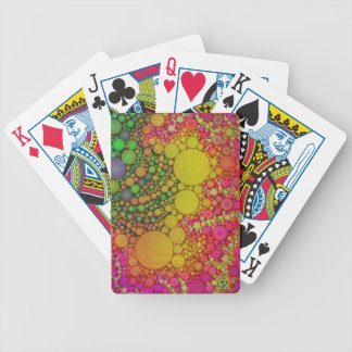 Crazy Beautiful Bicycle Playing Cards