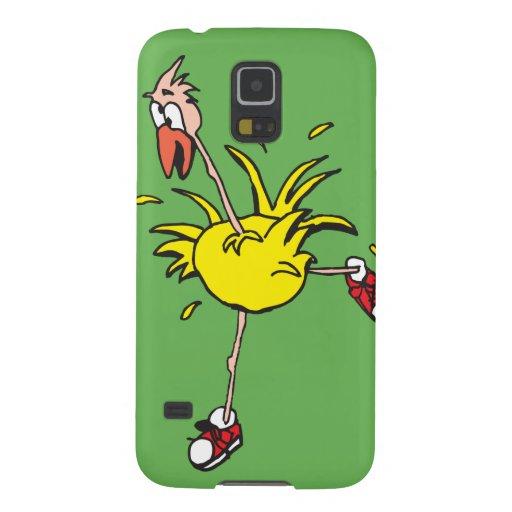 Crazy Bird Case Galaxy S5 Cover