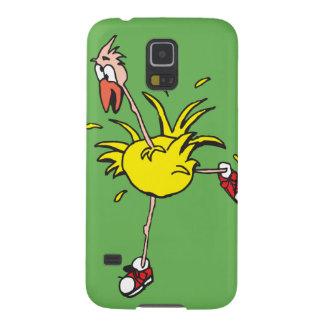 Crazy Bird Case Galaxy S5 Case